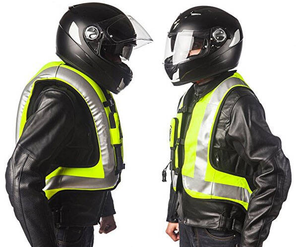 Motorcycle Airbag Vest - http://coolthings.us