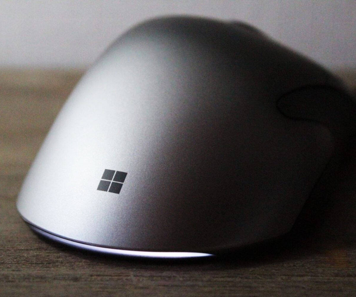 Microsoft Pro Intellimouse - http://coolthings.us