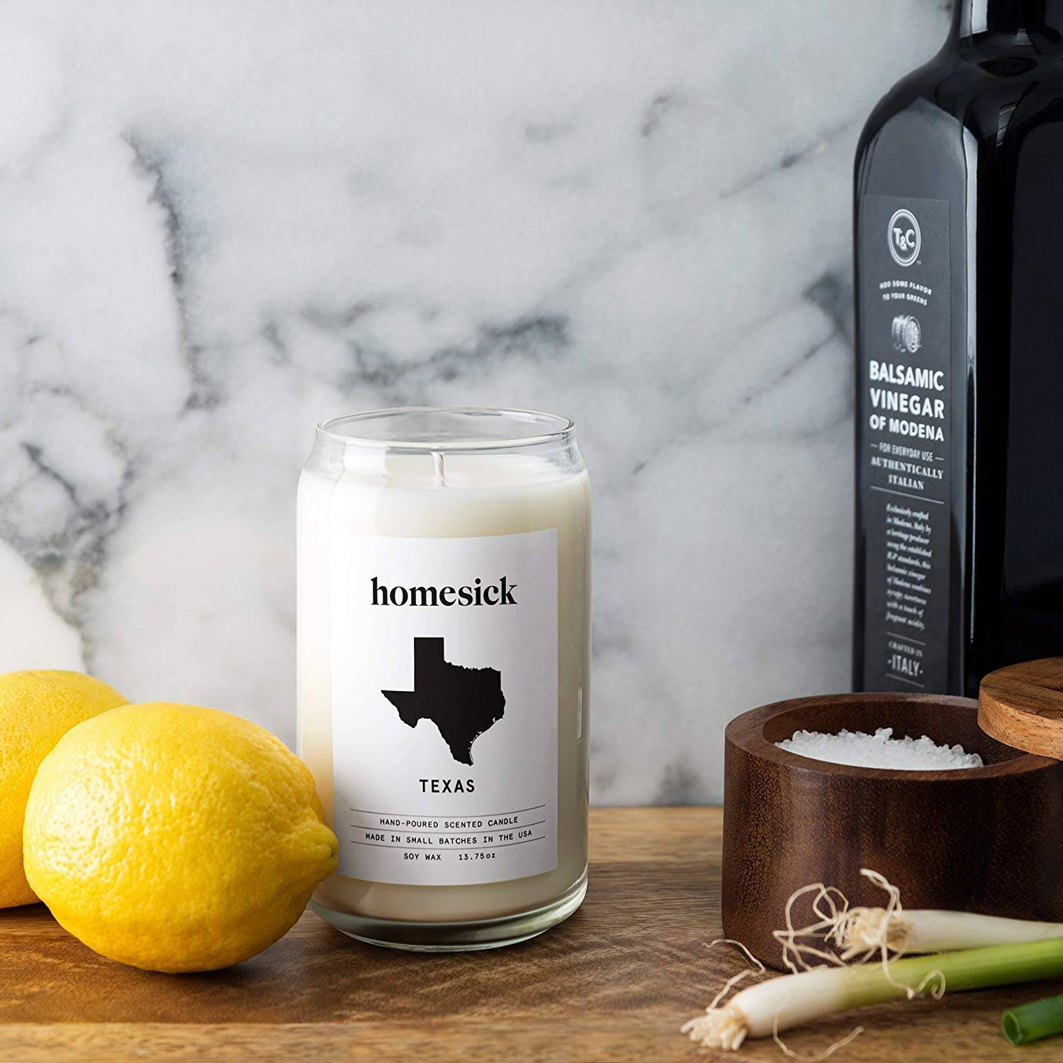 Homesick Scented Candle - http://coolthings.us