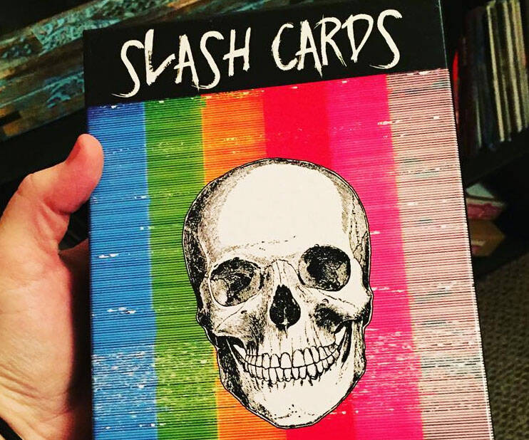 Horror Movie Trivia Card Game - http://coolthings.us