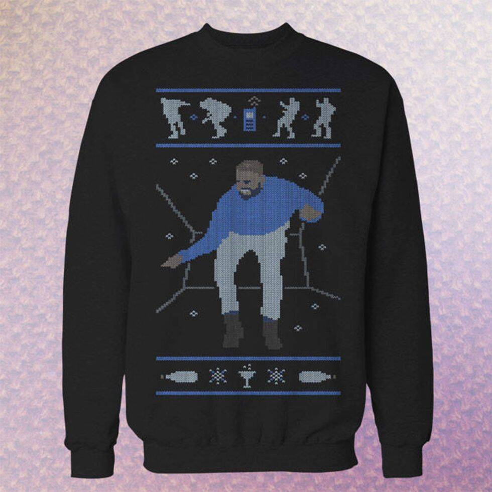 Hotline Bling Ugly Christmas Sweater - http://coolthings.us
