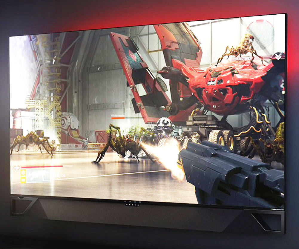 HP OMEN X Emperium 65 Gaming Monitor - http://coolthings.us