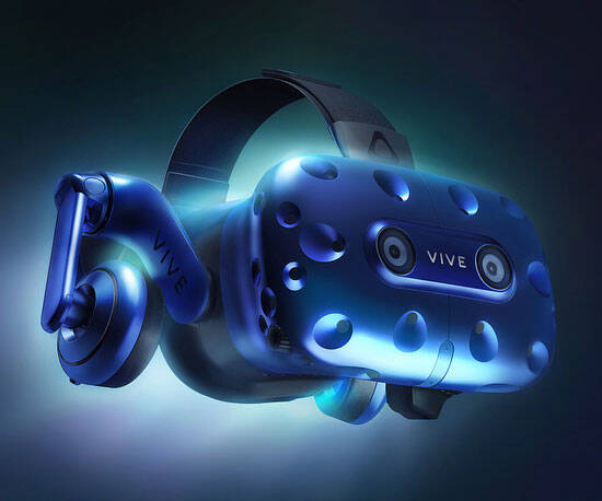 HTC VIVE Pro Virtual Reality Headset - http://coolthings.us