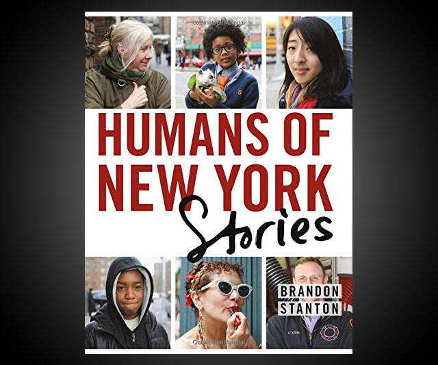 Humans of New York: Stories - http://coolthings.us