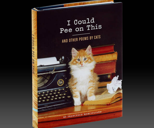 I Could Pee on This: And Other Poems by Cats - http://coolthings.us
