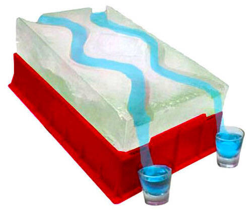 The Ice Luge