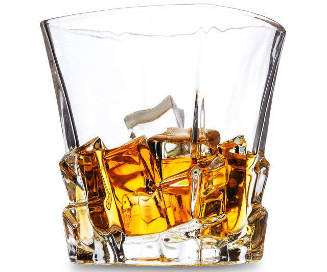 Iceberg Whiskey Glass Set - http://coolthings.us