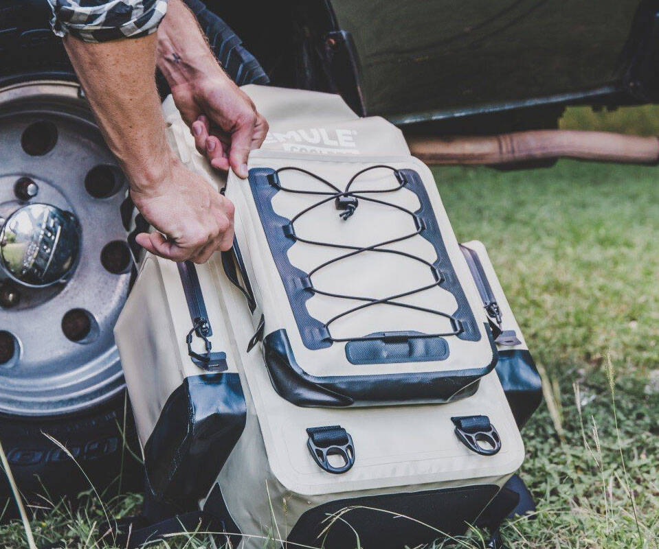 Portable Cooler Backpack