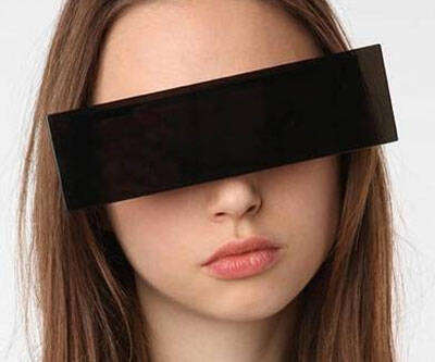 Identity Censoring Shades - coolthings.us
