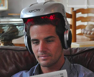 Hair Growing Helmet - http://coolthings.us