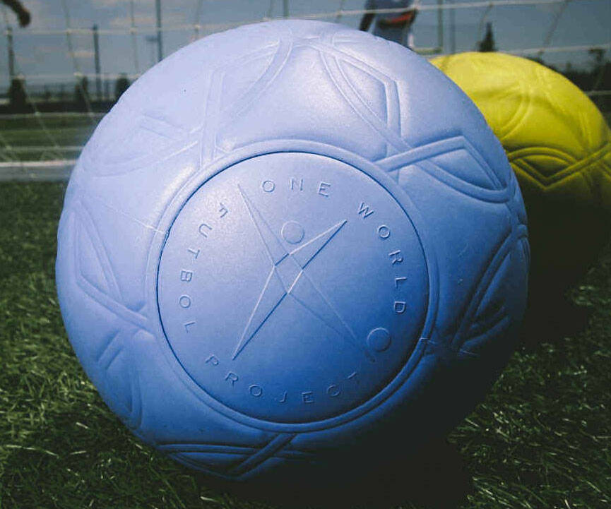 Indestructible Soccer Ball - http://coolthings.us