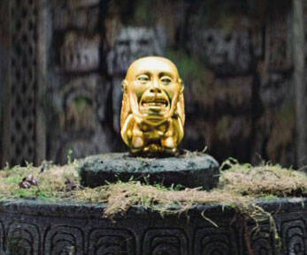 Indiana Jones Golden Idol Replica