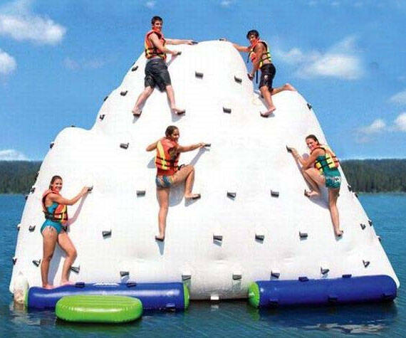 Inflatable Floating Iceberg