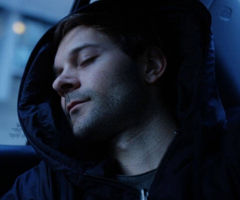 Inflatable Sleep Hoodie - http://coolthings.us