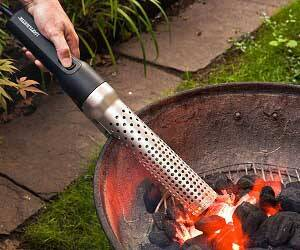 Instant Charcoal Lighter - http://coolthings.us