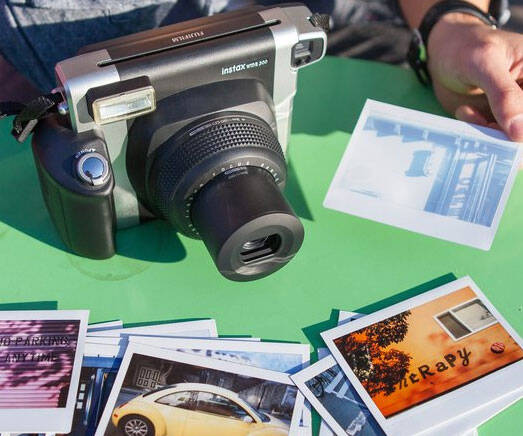 Instant Print Camera - http://coolthings.us