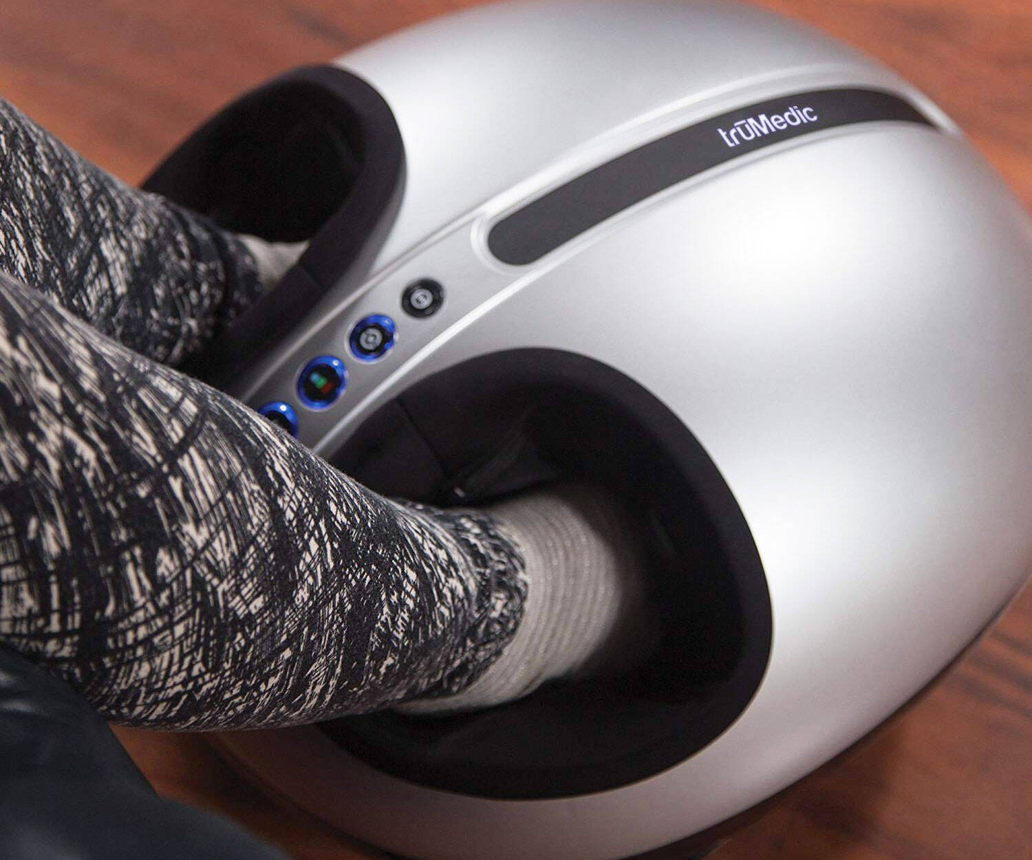 The Personal Foot Massager - http://coolthings.us