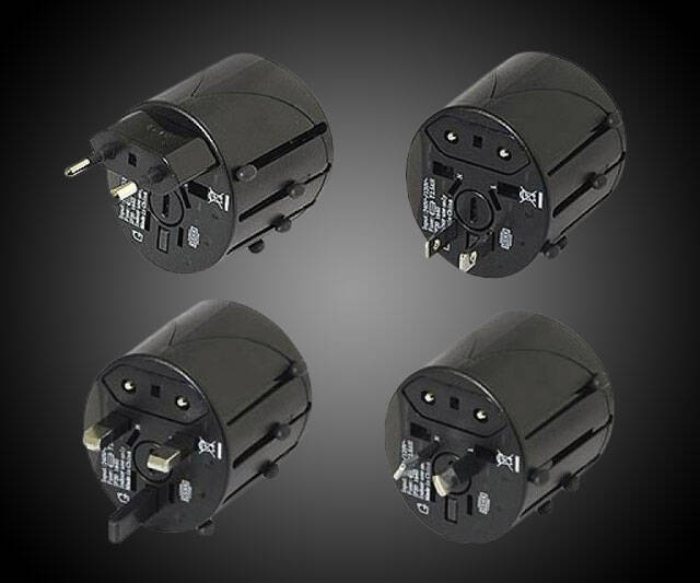 International All-in-One Travel Plug Adapter - http://coolthings.us