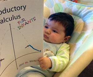 Introductory Calculus for Infants - http://coolthings.us