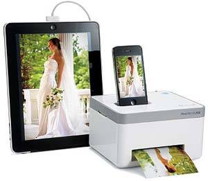 iPhone + iPad Printer - http://coolthings.us