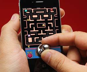 iPhone Joystick - http://coolthings.us