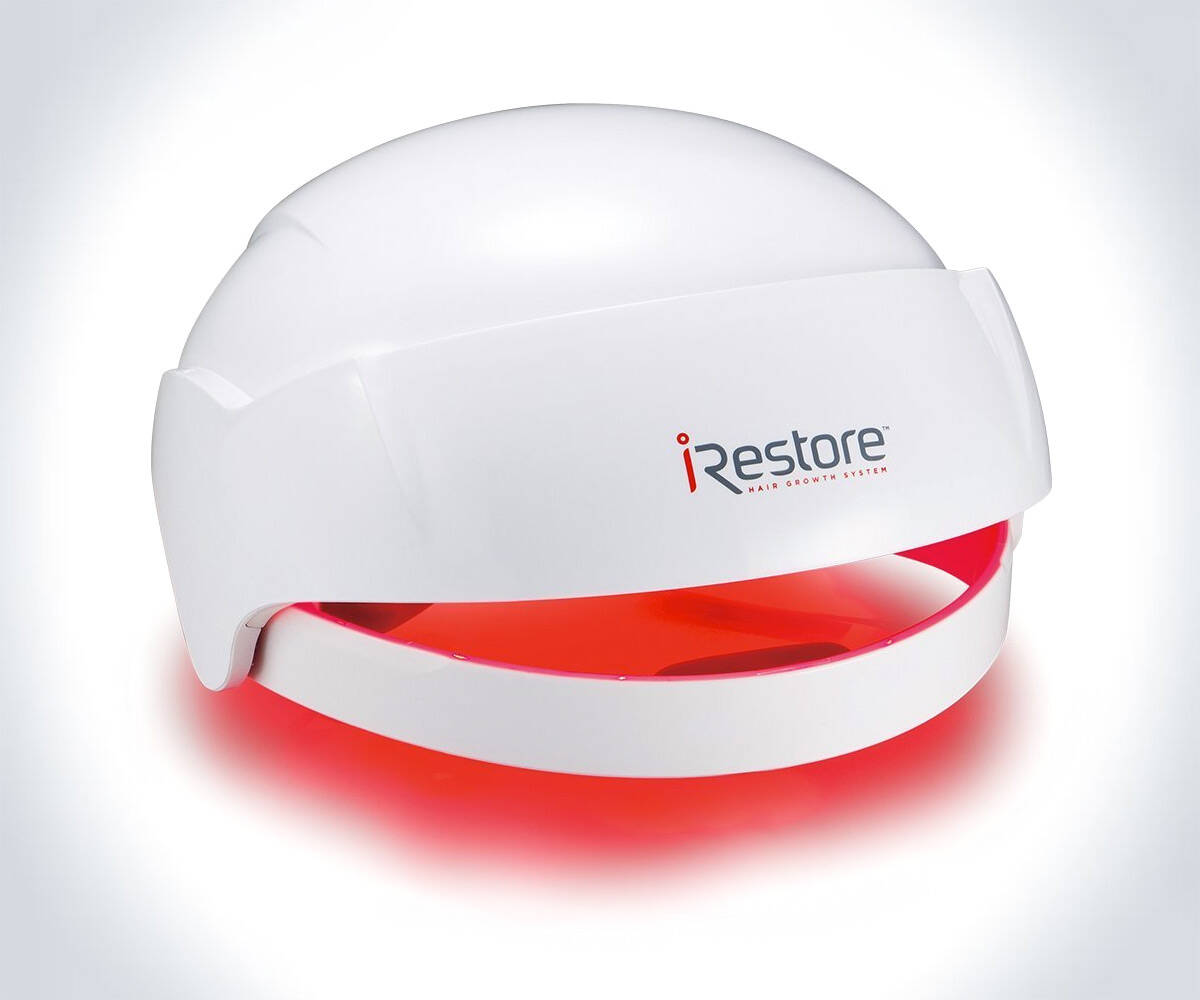 iRestore Laser Hair Growth System - http://coolthings.us