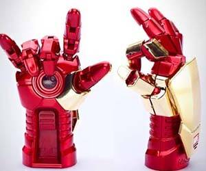 Iron Man Hand USB Drive - http://coolthings.us