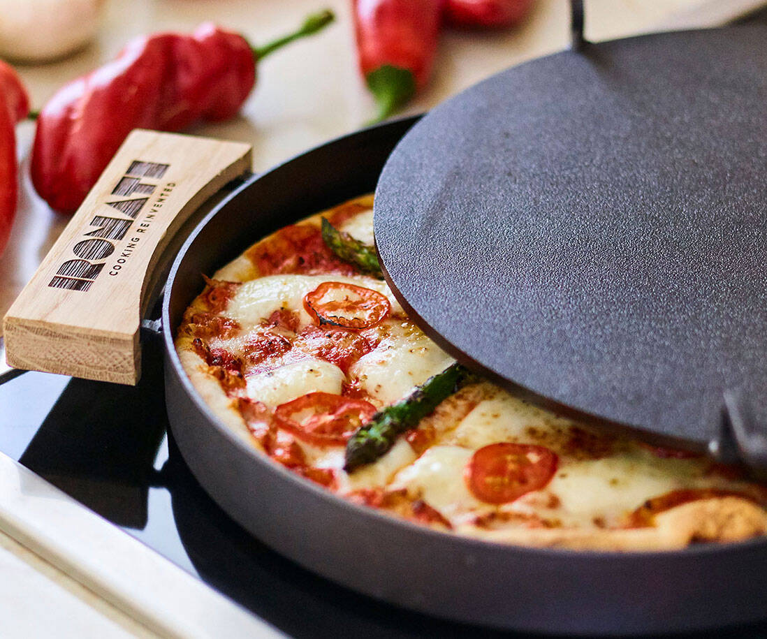 Stove Top Pizza Pan