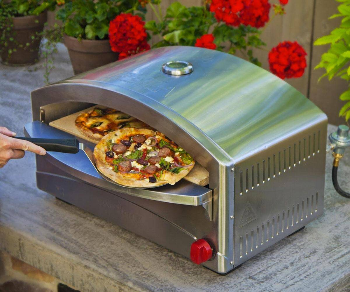 Italia Artisan Pizza Oven - http://coolthings.us