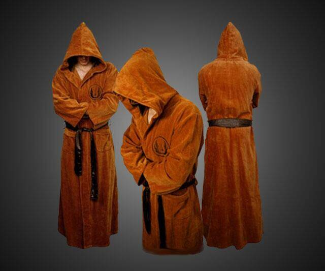 Jedi Bath Robes - coolthings.us