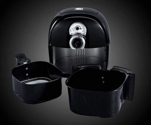 Jet Fry Oil-Free Fryer - http://coolthings.us