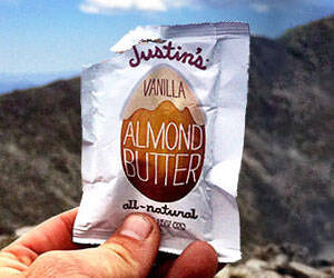 Vanilla Almond Butter Squeeze Packs