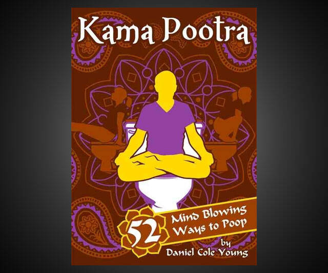 Kama Pootra Book - coolthings.us