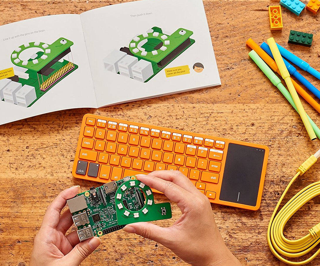 Kano Computer Building & Coding Kit - http://coolthings.us