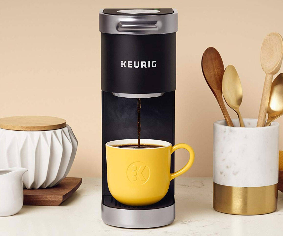 Keurig K-Mini - http://coolthings.us
