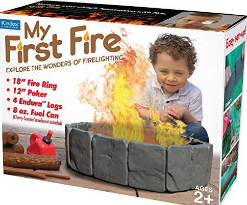 My First Fire Starting Kit