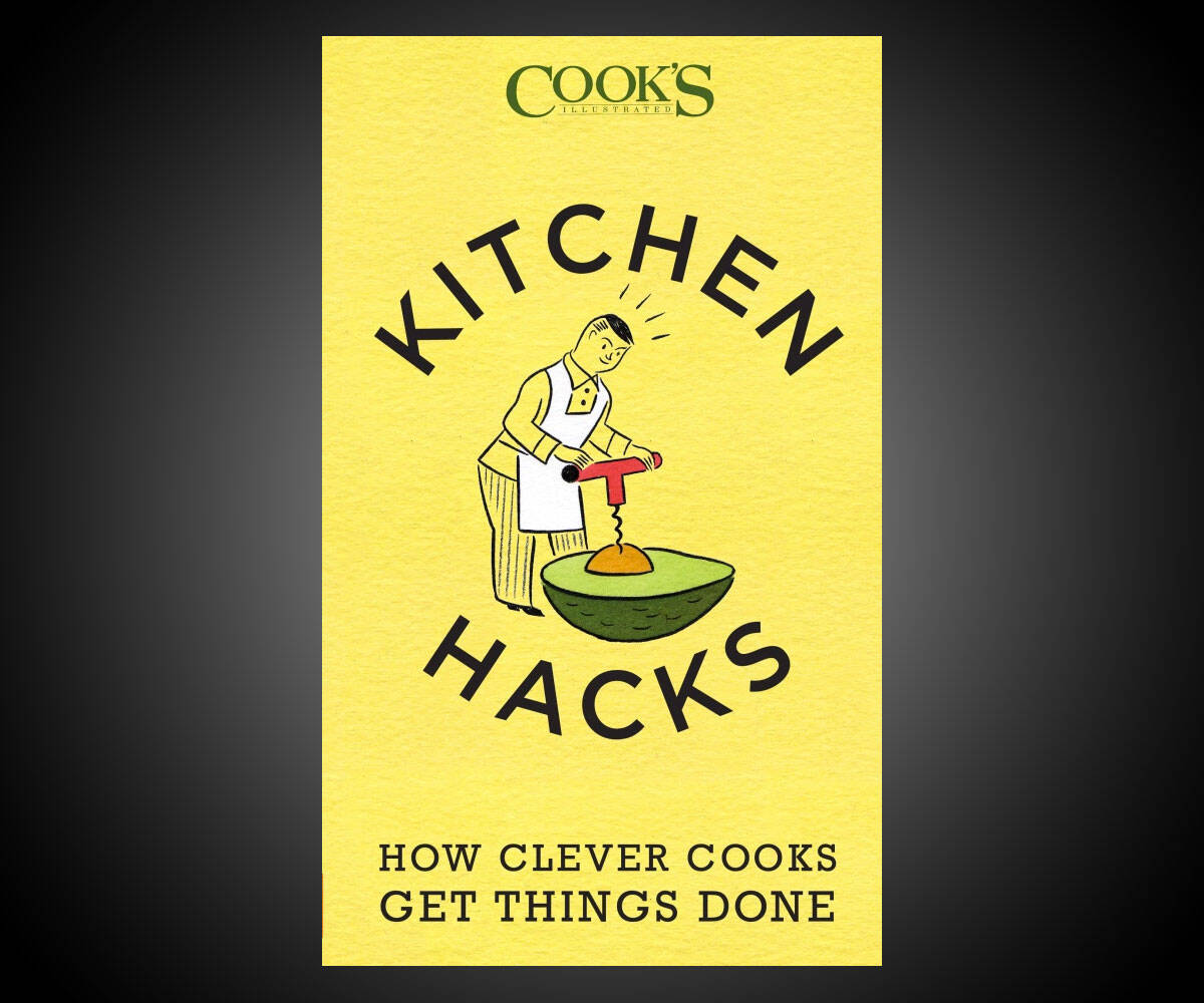 Kitchen Hacks: How Clever Cooks Get Things Done - http://coolthings.us