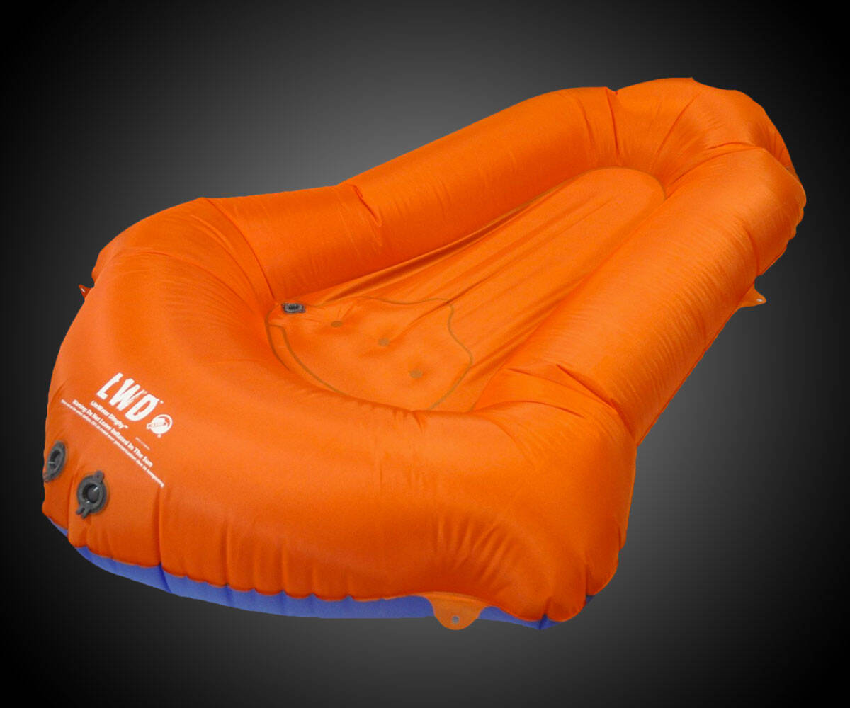 Klymit Ultralight LiteWater Dinghy - http://coolthings.us