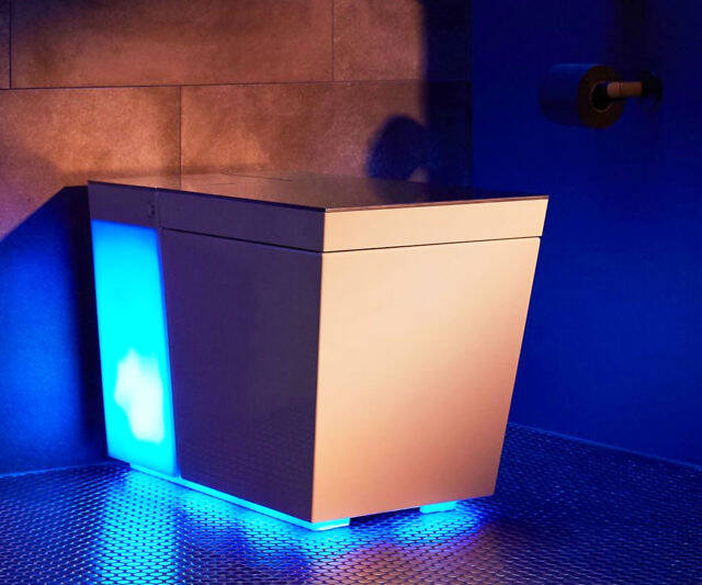 Kohler Numi 2.0 Intelligent Toilet - coolthings.us