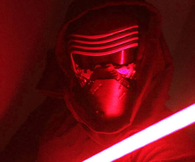 Kylo Ren Voice Changing Helmet