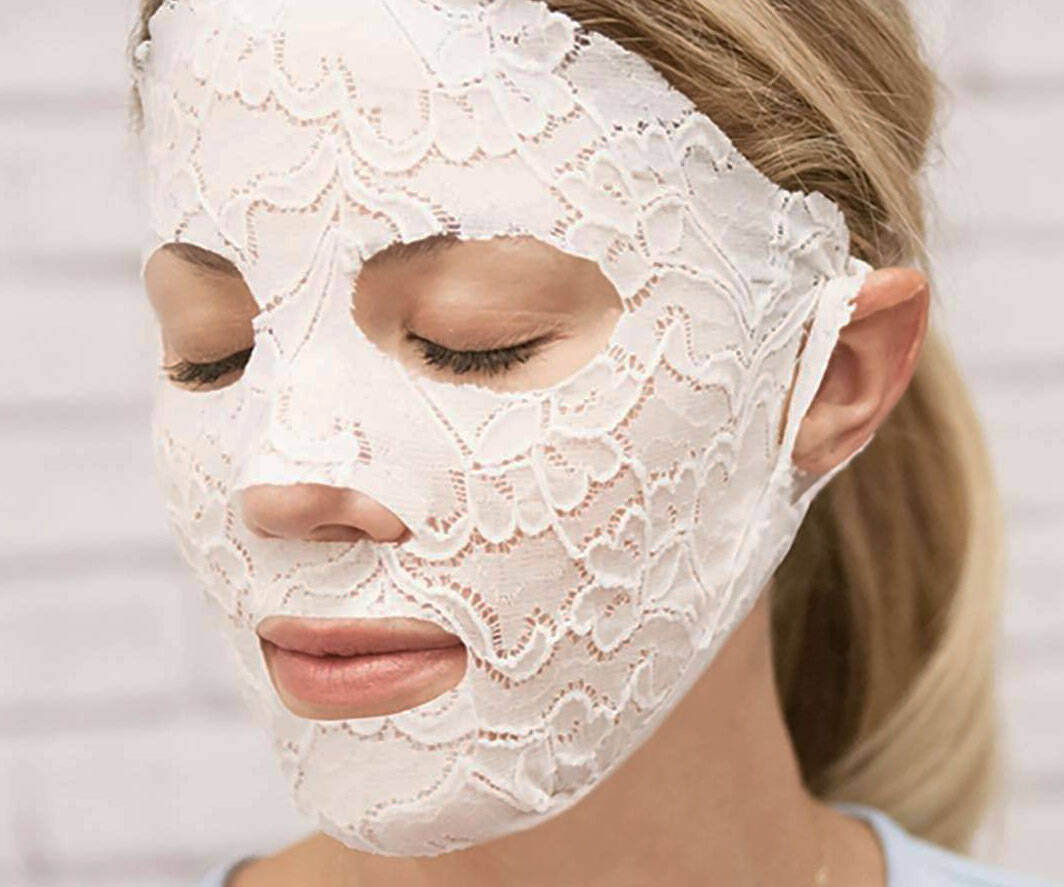 Lace Your Face Facial Mask - coolthings.us
