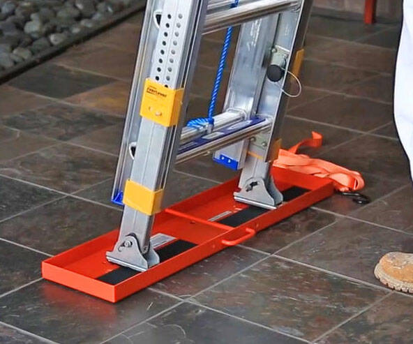 The Ladder Stabilizer - http://coolthings.us