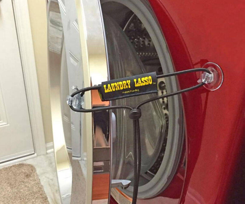 The Laundry Lasso - http://coolthings.us
