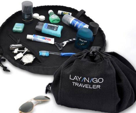 Lay And Go Travel Bag - http://coolthings.us
