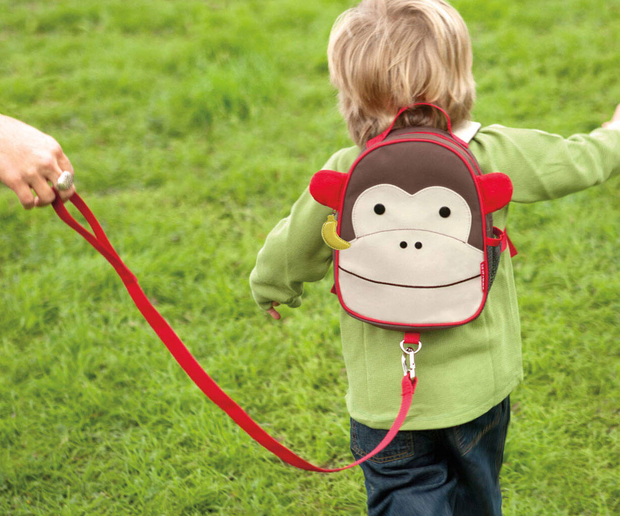 Leashes For Children - http://coolthings.us
