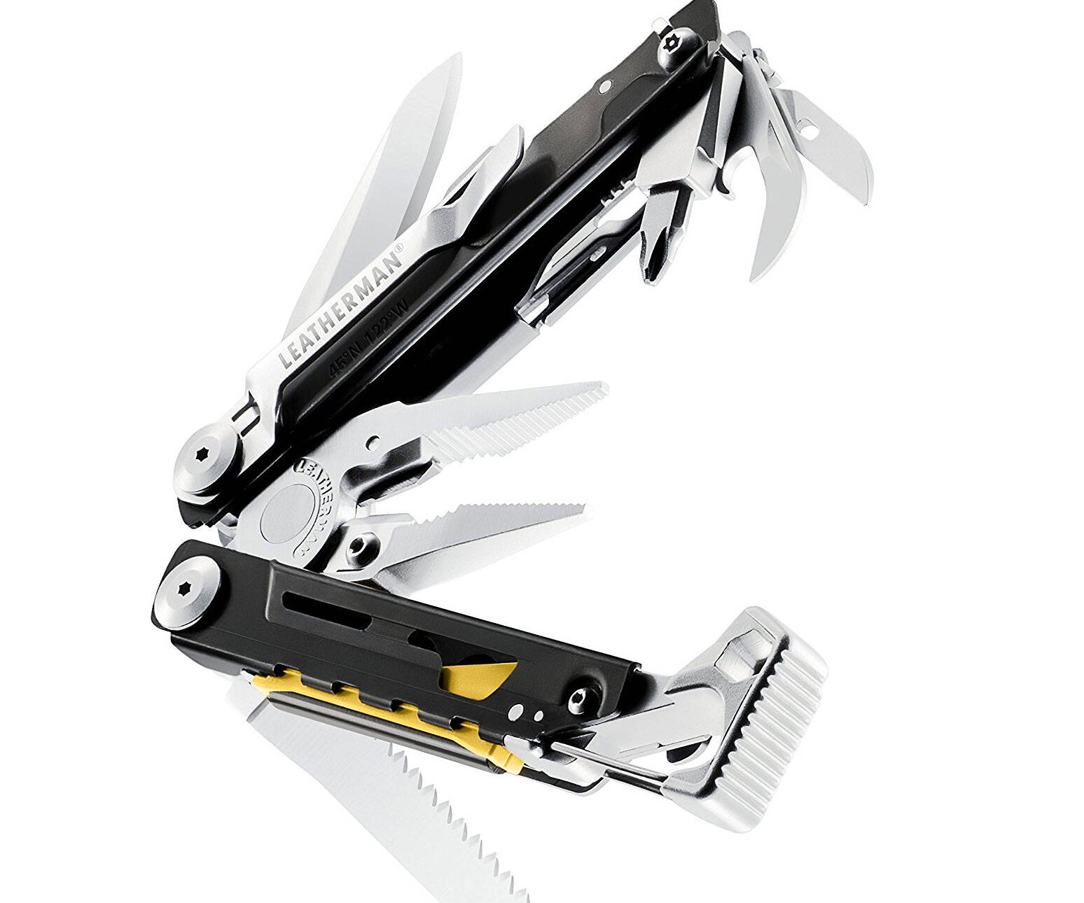 Leatherman Signal Multi-Tool - http://coolthings.us