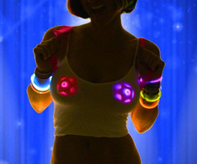 LED Pasties - http://coolthings.us