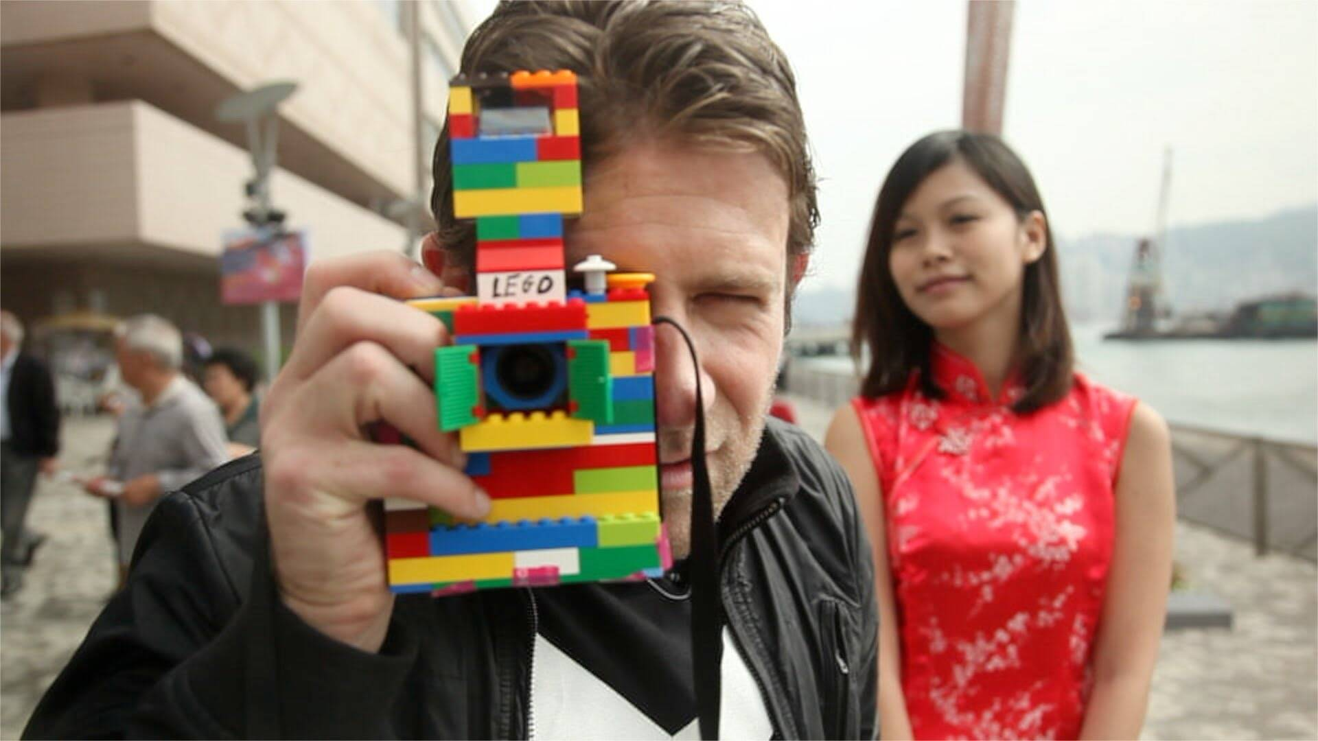 Lego 3MP Camera - http://coolthings.us