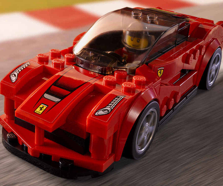 LEGO Race Cars - http://coolthings.us