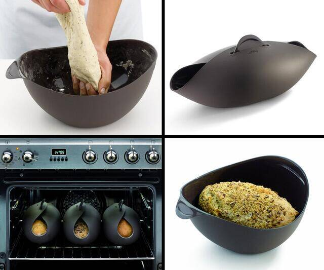 Lekue All-in-One Bread Maker - http://coolthings.us